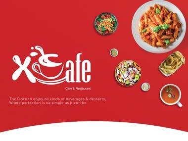 Branding I X-Cafe