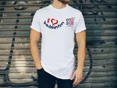 Theme Tshirt Design