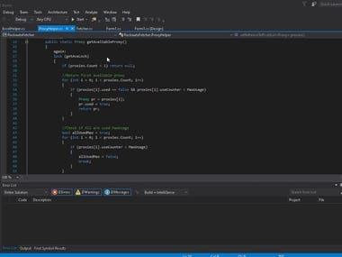 (Rockauto) Fetcher | Advanced Proxy generator | .xlsx Excel