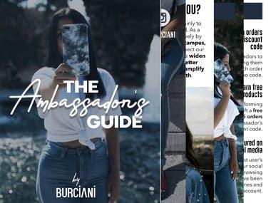 Brand Ambassador Guide