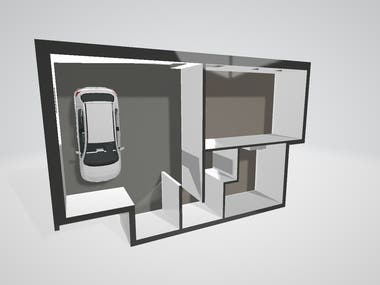 3D Model (Blender)