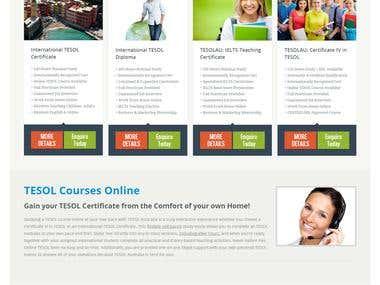 TESOL, TEFL, TESL, ESL, ELT, ESOL teaching certificate