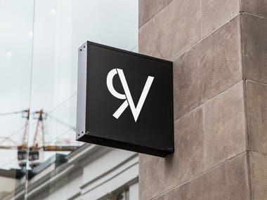 9V Logo