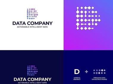 Brand logo for company