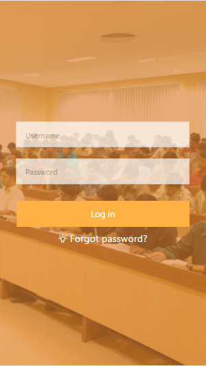 Open Exam Application