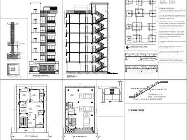 Detail CAD Drawing