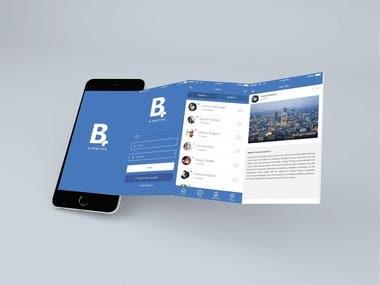 B + App
