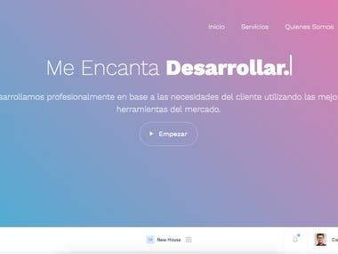 WEB SITE SITIOS ONLINE