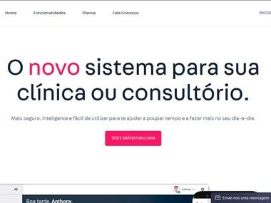 Clinic Web System