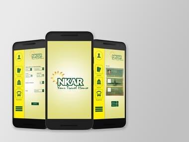 Nikhar Mobile app UI/UX