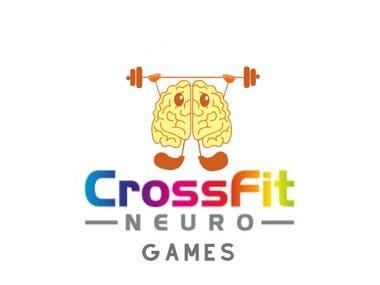 CrossFit Neuro Game Event Logo