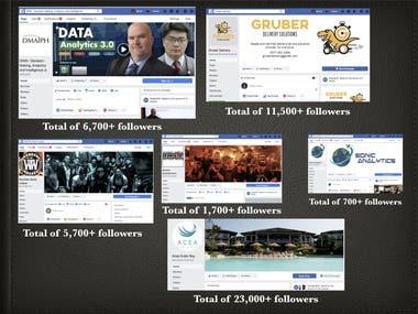 SOCIAL MEDIA MANAGE