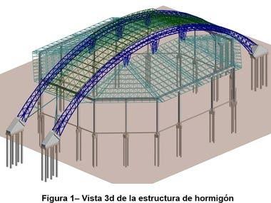 Parque Roca Stadium retractable cover