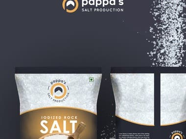 Logo Design for brand Pappa's
