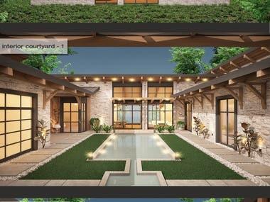 Freelancer Contest Winner: Home Elevation Design