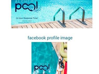 Social Media Cove/ Profile picture