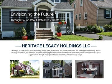 Heritage Legacy Holdings