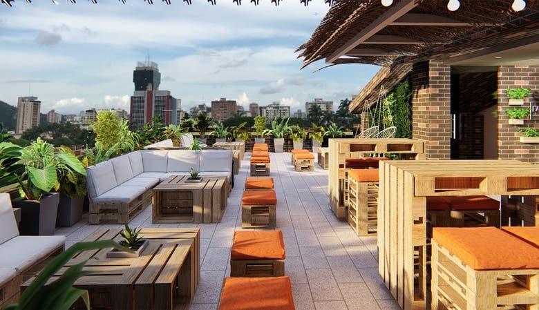 La Azotea Garden Freelancer