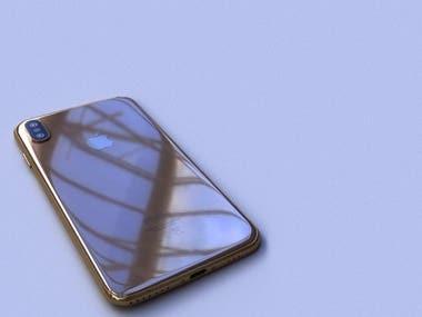 iPhone Xs Max model