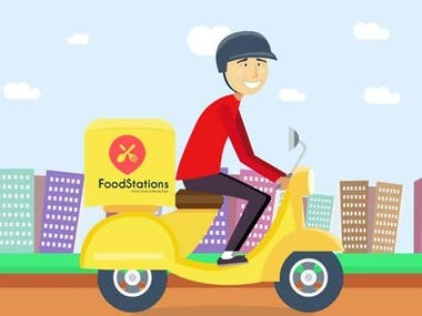 Food Delivery App (React Native)