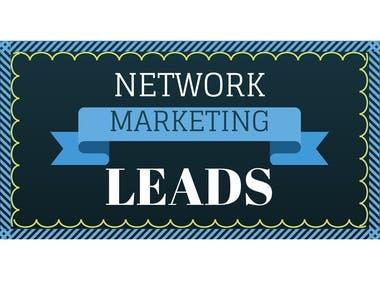MLM/Network Marketing Leads