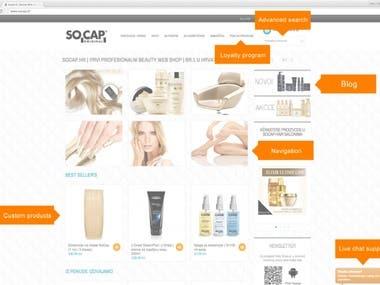 advertising site