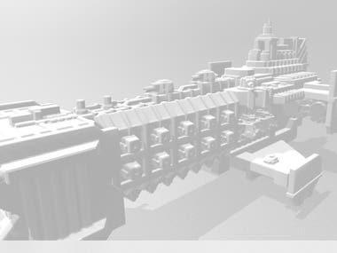 My Project at 3D Printer