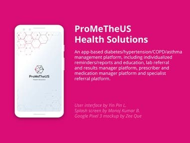 UI/UX: ProMeTheUS
