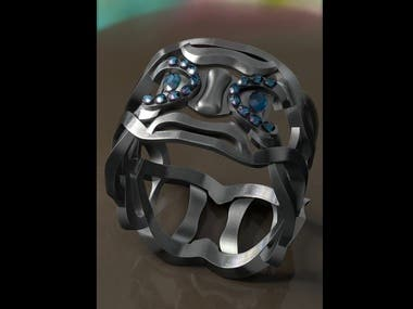 3D modeling, texturing and rendering