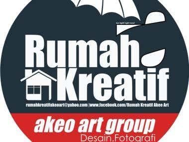 Rumah Kreatif akeo art