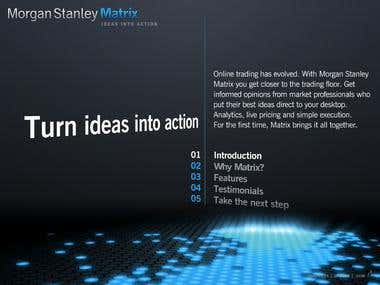Morgan Stanley Matrix