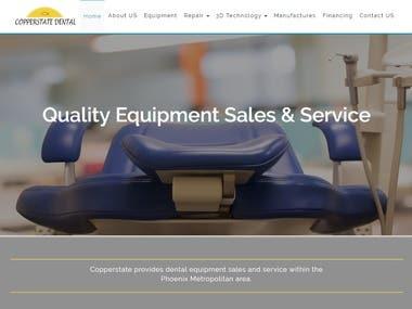 Dentist Booking Website