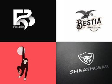 Deluxe Logo designs