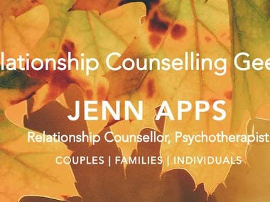 Relationship Counselling Geelong JENN APPS