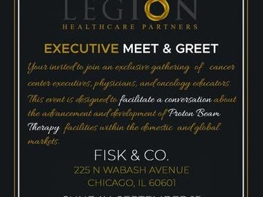 Flyer For Legionhp