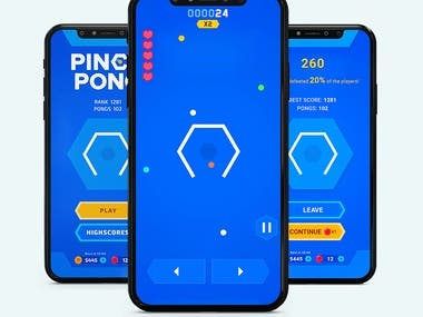 Mobile Game UI | GUI