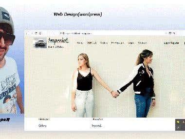 wordpress and wix