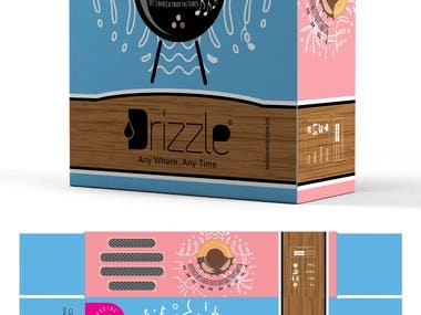 DRIZZLE PACKAGING