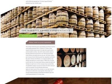 Wordpress Site Build