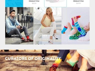 Shopify Theme Development