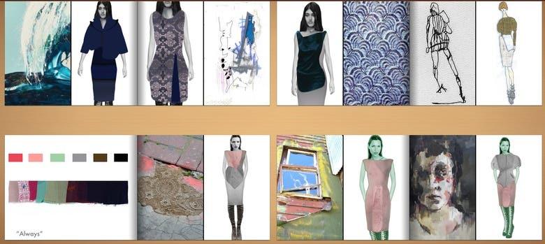 Fashion Design Portfolio Freelancer