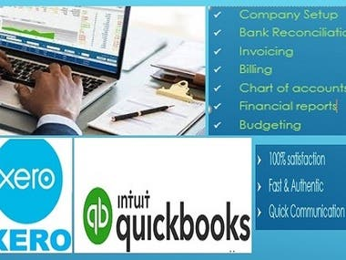I am a financial adviser and do bookkeeping