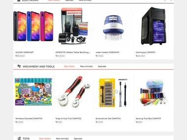 Dhakar Market online Shop