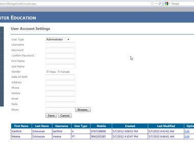Online Office Management Applications