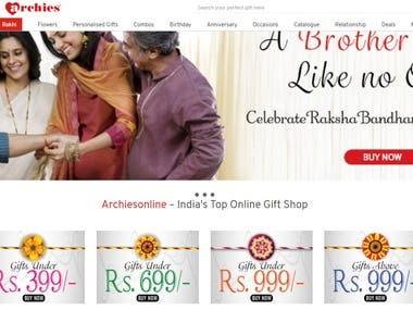 E-commerce site(1)