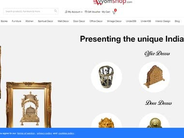 E-commerce site(2)