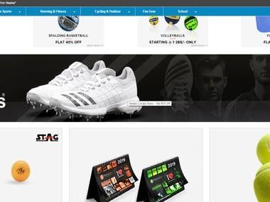 E-commerce site(3)