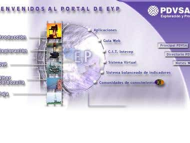Intranet PDVSA E&P Portal