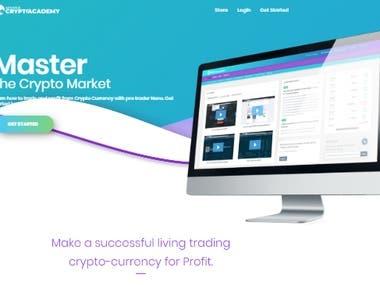 Macket Website