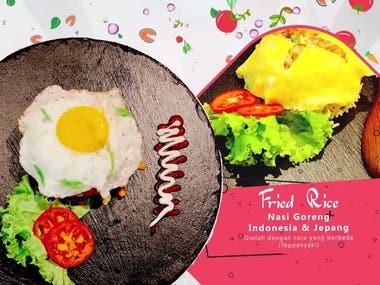 Restaurant Menu Promo